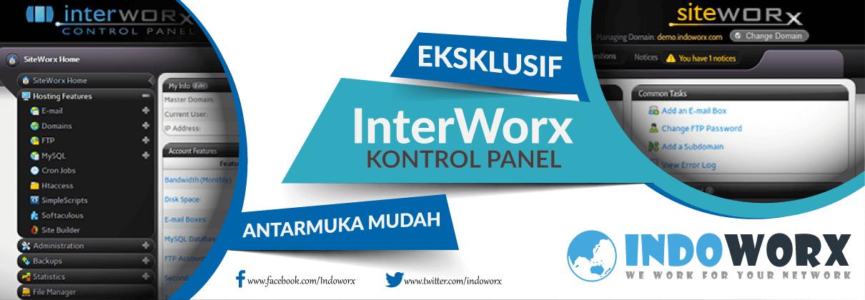 Apa itu InterWorx?