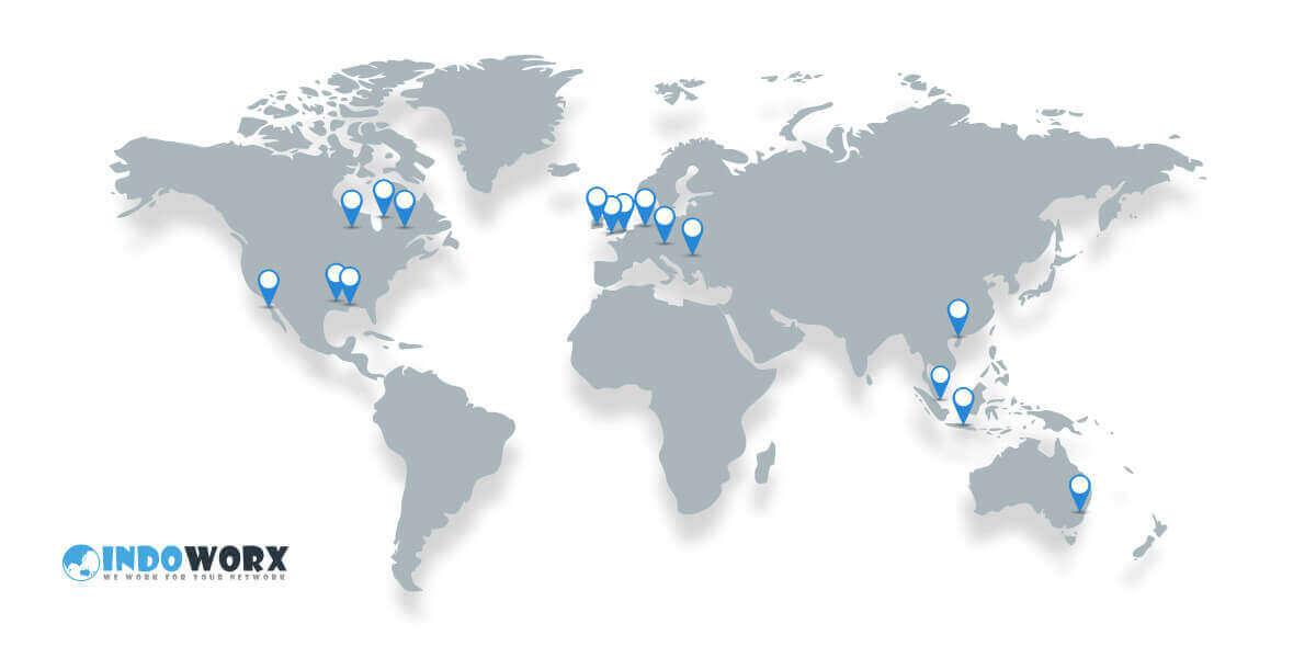 Lokasi Server