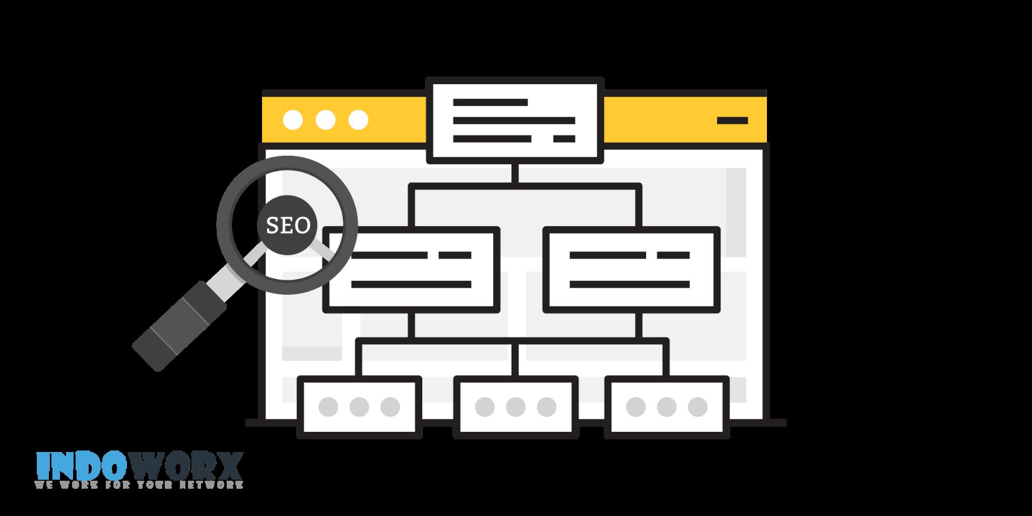 Struktur Web untuk SEO