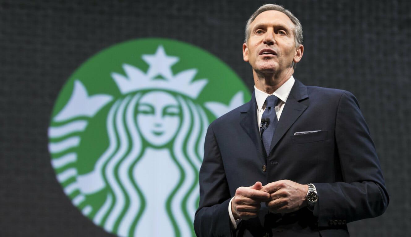 Howard Schultz – Pengantar Koran yang Berhasil Mengembangkan Starbucks